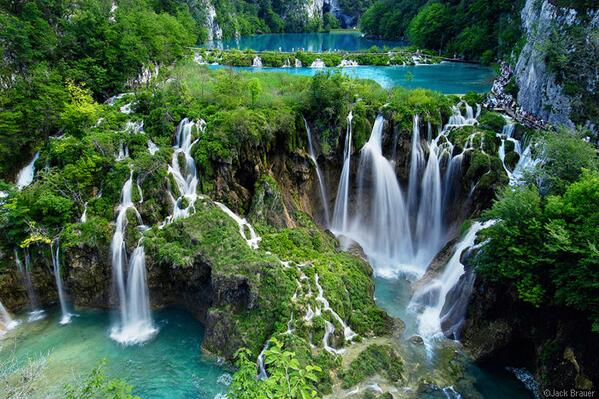 Plitvice National Park, Croatia http://t.co/QoAJ21P44z