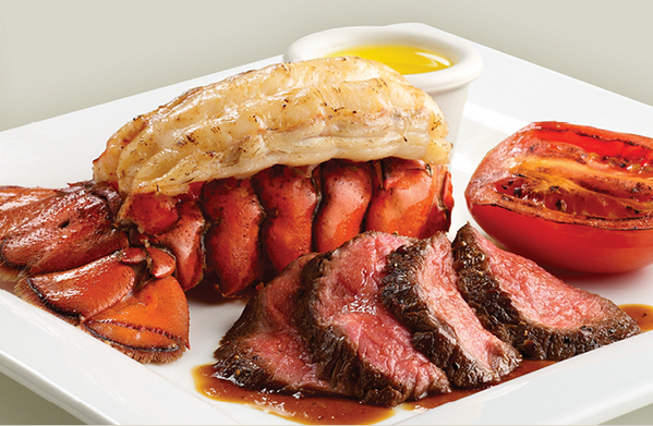 You spoke, we listened! Sundays & Mondays = $24.99 Steak Medallions & Lobster Tail.   Not available at M&S Grill. http://t.co/0GHRBejLVL