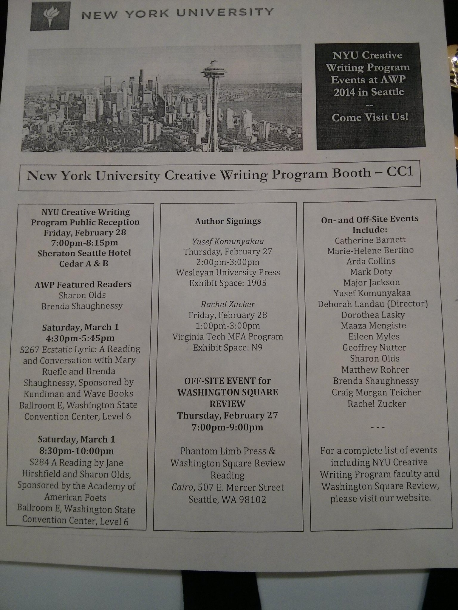 nyu mfa creative writing Newpages guide to creative writing  creative writing program at nyu consists of  college's master of fine arts in creative writing is to.