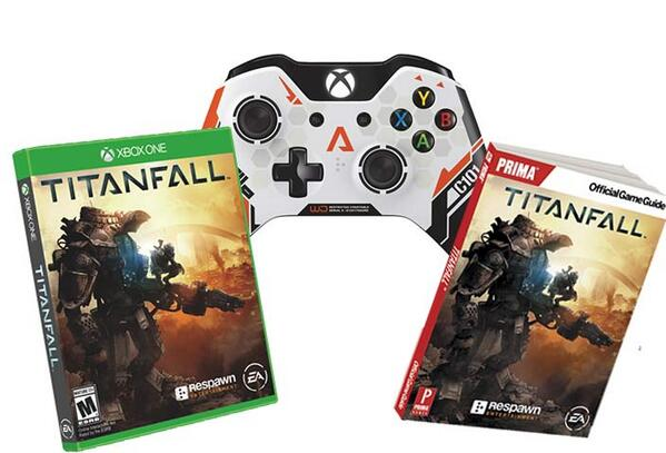 #Titanfall lands Mar 11! http://t.co/m8dq53tP29 Retweet for a chance to win this #SwagBag!  #TitanfallCountdown http://t.co/LMweQ470Xr