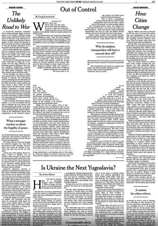 . @alvinsoon RT @GhaffariHamad: An amazing eye appealing design  by the NewYork Times about the #MH370 http://t.co/H1Gagj6rdx