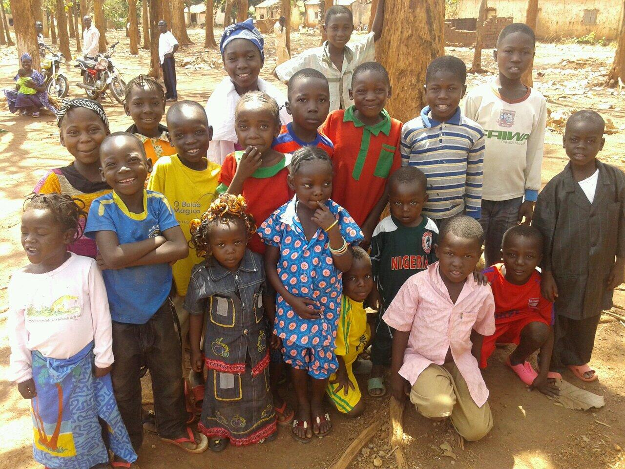 Mar 2; Bozoum: beautiful children in Bozoum. Will they have a future after Seleka terror? Who's to assist? #CARcrisis http://t.co/pfAaAtOFsd