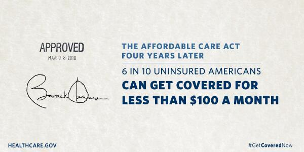 RETWEET this if you are one of the millions of Americans who have benefited from #Obamacare: http://t.co/JpndWxyQwk http://t.co/2Qo15o9izD