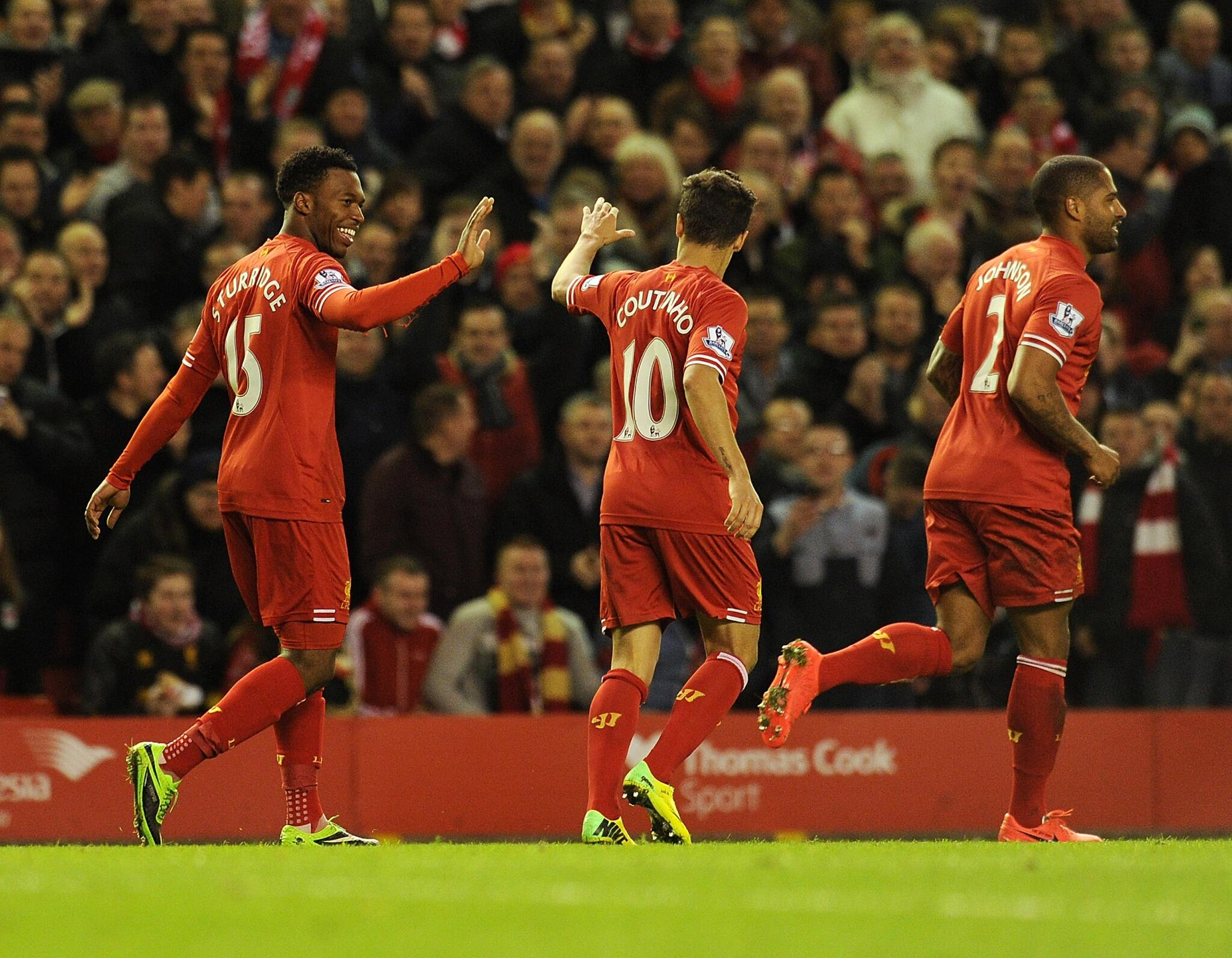 Retweet if @Phil_Coutinho was your #LFC Man of the Match against Sunderland… http://t.co/6ZNWvRJzUF