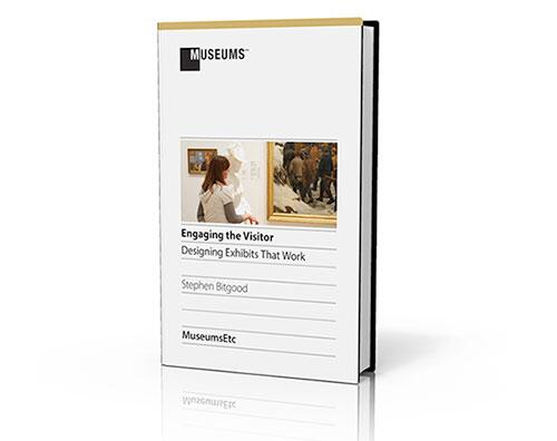 The cover of our latest book Engaging The Visitor: http://t.co/IKDvVnr8Cu http://t.co/U21Rh3Eqns