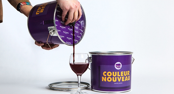 Hmm, I don't know how I feel about this... First Wine in a Box, Now Wine in a Can? http://t.co/UgNDPOCQht via @adweek http://t.co/zjZCv2MIvR