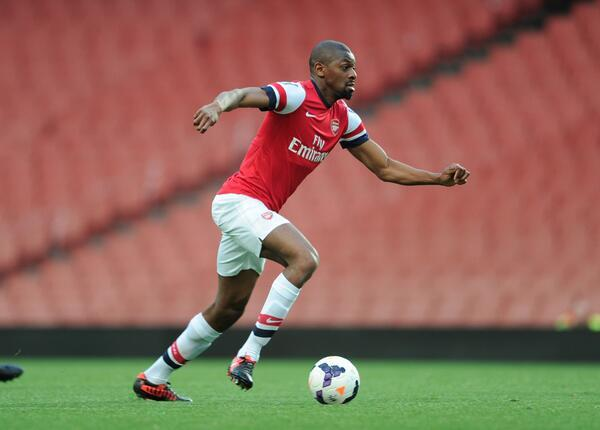 Bl2ZAFoIEAEr4K  Abou Diaby makes 45 minute return for Arsenal U21s [Pictures & best tweets]