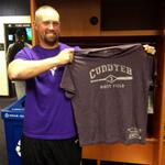 RT @Rockies: #RoxTshirtTues: Want this @mcuddy3 T-shirt? RT THIS now for your chance to win! http://t.co/Vzpeet4dQR