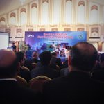 RT @Goshno: 3G/4G auction underway in #Pakistan. Lots of suits here. http://t.co/G07casRiSc