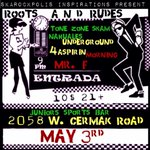 Our next show may 3rd @ juniors sports bar. Nuestro proximo show es 3 de mayo @ juniors sports bar http://t.co/Q3VB98mO06