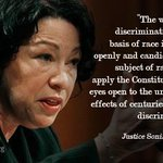 Read Justice Sotomayors dissent on #SCOTUS #affirmativeaction ruling. http://t.co/FFMfAaiuNm @NAACP_LDF @Crewof42 http://t.co/hw42WIas4n