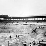 RT @ChicagoPhotoSho: Weeghman-Field turns 100 today. #WrigleyField100 @Cubs http://t.co/EH8Vpb5261