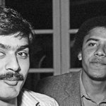 RT @koolkopper: From the archives- Obama with a Pakistani friend at Karachi(1982) http://t.co/vOvXjBWjhk