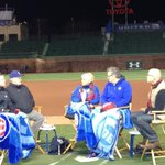 RT @TraceyMendrek: @Morning_Joe on air for #WrigleyField100 http://t.co/isy5zQnk0D