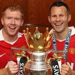 RT @PurelyFootball: Manchester United have confirmed that Paul Scholes has joined the club as a coach to assist Ryan Giggs #MUFC http://t.co/obyuymOlvl
