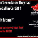 @Bestof_Cardiff Please RT? #Dodgeball #Tonight in #Cardiff. Get your first session #Free http://t.co/WGwrU4GiM5