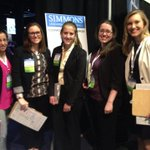 @simmonsmgt students volunteering at #SLC14! http://t.co/CavnxYF77q