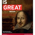 RT @UKinUSA: #DidYouKnow over half the worlds children study Shakespeare? #HappyBirthdayShakespeare http://t.co/eYBbOYYjVt