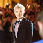 [PIC]140423 #TAO - China Music Awards | Red Carpet (cr.CONXLOVE) http://t.co/hJlArA8W3b http://t.co/3HoxiFDDQf