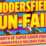 Save £7.50 at Huddersfield Fun Fair with our super saver vouchers in todays paper: http://t.co/HUl15MKJ3v http://t.co/GYQwdlBxcT