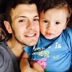 RT @JackWilshere: Me and The Peppa Pig addict waiting for Madrid to beat Bayern! #VamosMadrid http://t.co/bCttvkidDH