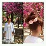 RT @bernardokath: Its a White dress + hair bow kind of day.  #KathBernardoTravelgram… http://t.co/N3ikluL37k http://t.co/jcIYxPYsJ0