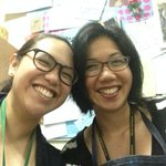 ISM Mystery Teacher Selfie Day 21: Ms. Tan and Ms. Lim share a sister selfie :) http://t.co/5LSS4Hz60M