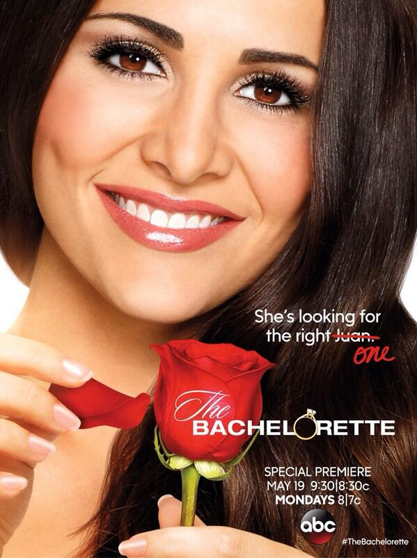 Are you getting excited for the season premier of #TheBachelorette with @AndiDorfman it's almost here! http://t.co/3VDZybymwF