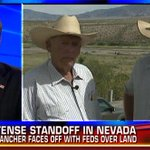 Conservative media folk hero Cliven Bundy goes on a racist tirade: http://t.co/jctKszGtzs http://t.co/03lExp8MsB