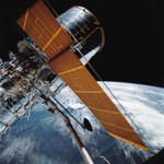RT @NASA: Happy 24th #Birthday @NASA_Hubble, launched in 1990 w/ the now-NASA Admin. Bolden aboard http://t.co/D6PUAtIAO6 #tbt http://t.co/RMCS2IiORp