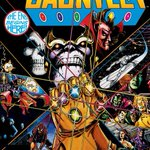 "RT @Marvel: #ThrowbackThursday: ""Infinity Gauntlet"" #1 (1991), & Thanos is wreaking some SERIOUS havoc. http://t.co/Q9GenR3ps9 http://t.co/rEQbPVwZKg"