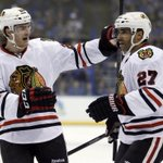 Lets go Blackhawks! Think theyre going to tie up the series? Come hang out in our live chat http://t.co/o9qaEje0vO http://t.co/QFXa7A5xy8