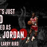 28 years ago today, Michael Jordan scored 63 Pts vs. Celtics in 86 NBA Playoffs, impressing even Larry Bird. » http://t.co/x3k9CPXRBg