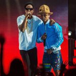 Jay Z, Pusha T, Usher & Busta Rhymes Join Pharrell On Stage at #Coachella http://t.co/hVxJKJoXr3 http://t.co/eIioYjRHBW