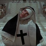 RT @OnePerfectShot: Perfect shot from THE DEVILS (1971) DoP: David Watkin - Dir: Ken Russell - Happy #Easter http://t.co/4A9WjA5GMp