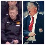 RT @steinmvik: #2PL #MUFC #Unitedno RT @TrueRedDevils: Moyes when we are losing Sir Alex when we were losing http://t.co/IvEQHObsqh