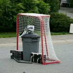 Live look in at Ray Emery.... http://t.co/4UqVJBrDFi