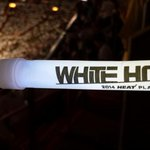 #Heat glowstick giveaway. So Miami. http://t.co/AUJ6VgHZnz