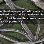 via Stephen Hawking http://t.co/Qxr11lKd1J
