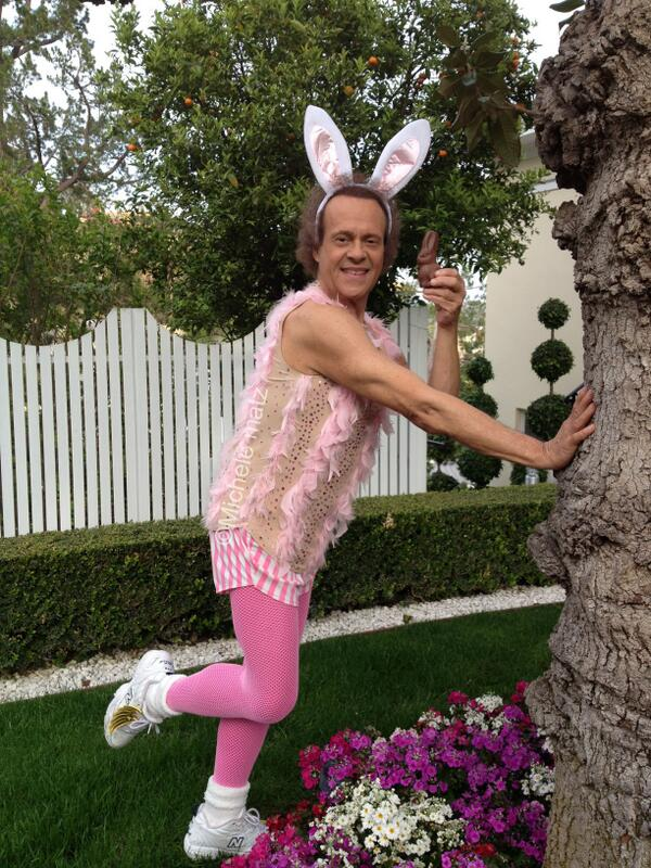 Just hoppin' down the bunny trail to see how your Easter Sunday has been.... http://t.co/wNAUuf6H2N