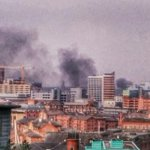 RT @MarkyByrne: #lovinleeds #leedsfire view looks grim.... lots of smoke... Hope everybody OK http://t.co/yDzdEAuE96