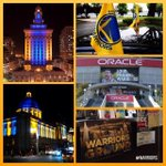 No doubting that the entire Bay Area is ready for tonights game. #WarriorsGround #DubNation http://t.co/mNbYgIrLG3
