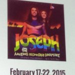 Next up its @AmericanIdol alums @DianaDeGarmo and Ace Young in Joseph at @tpac http://t.co/E9Aw21OMWT