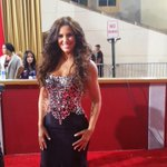 """@LatinBillboards ¡ @gabyespino luce más bella que nunca! ¿No creen? #Billboards2014 http://t.co/T27BuVYBPQ"" bella como siempre"