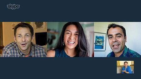 Skype: Δωρέαν οι ομαδικές τηλεδιασκέψεις (group video calling) για όλους! [Video]  http://t.co/JDEKz02Ae7 http://t.co/wn66ktLQkg