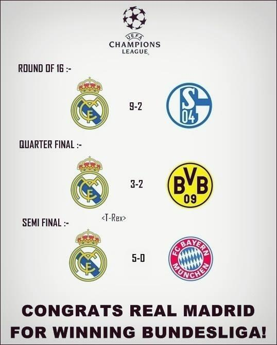 cl bayern madrid
