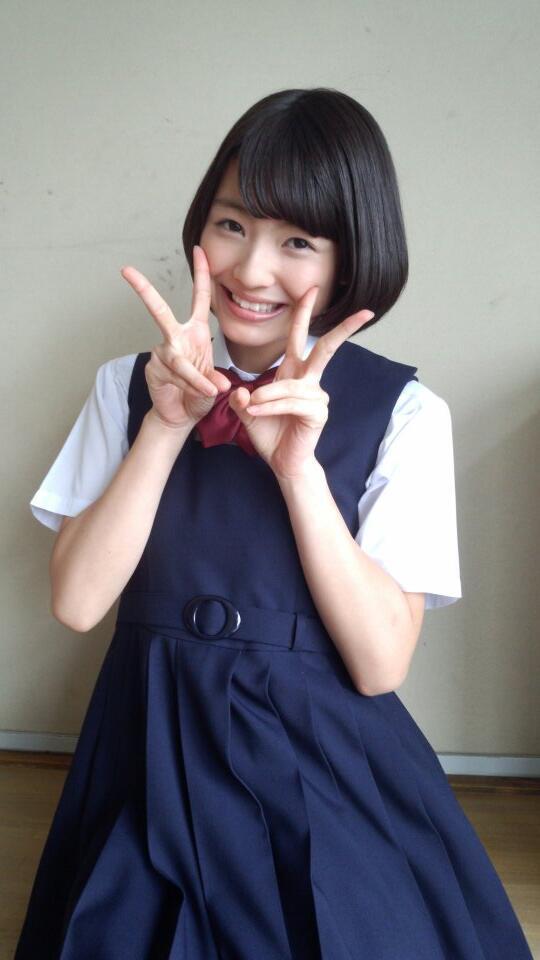 5月スタートの晴れやかな本日はChu→Boh61発売日!吉川日菜子ちゃんの最高の笑顔で素敵なGWを過ごしましょうヾ(o´∀`o)ノ(編集1号) http://t.co/vG4DiU9obU