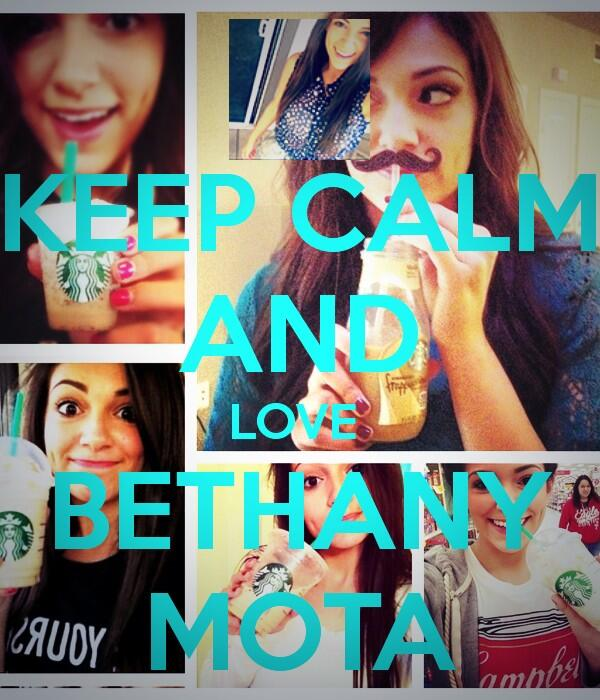 Bethany Mota❤️💚💜💙💛@BethanyMota http://t.co/ojyQr0gf9W