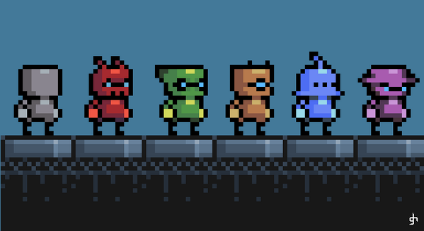 thinking about to work further on Exsolutium .. 2D-Platformer or Roguelike, what do you think? http://t.co/MOEQNBede0