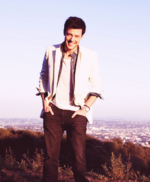 """""""I'm so lucky on many counts - I'm lucky to be alive"""" ~ Cory Monteith (1983 - 2013)  #HappyBirthdayCoryMonteith http://t.co/Ci9ij93690"""